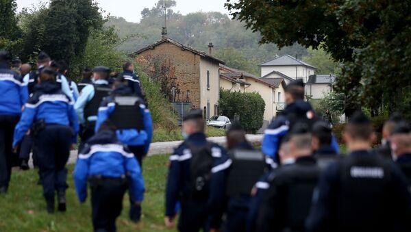 une équipe de gendarmes mobilisée dans la recherche du corps de Victorine - Sputnik France