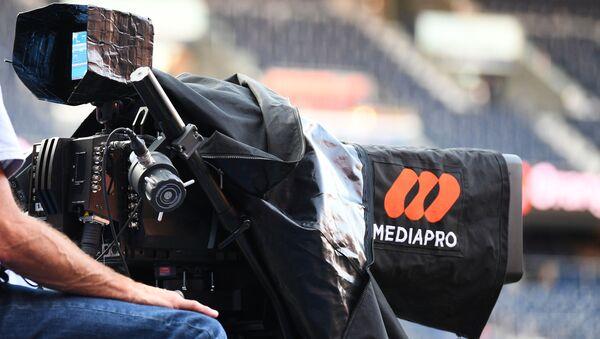 Mediapro - Sputnik France