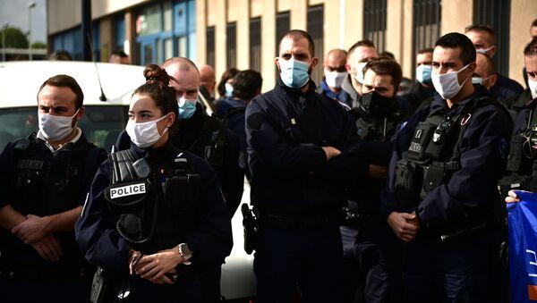 Police Champigny-sur-Marne - Sputnik France