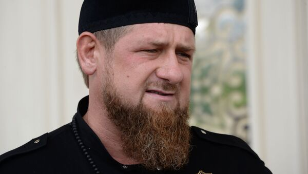 Ramzan Kadyrov, archives  - Sputnik France