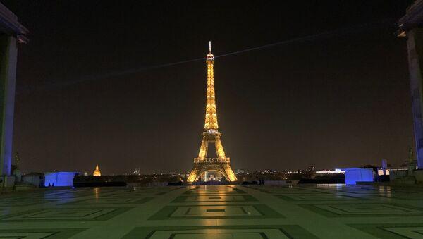 Paris lors du couvre-feu - Sputnik France
