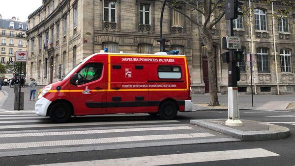 Sapeurs-pompiers de Paris - Sputnik France