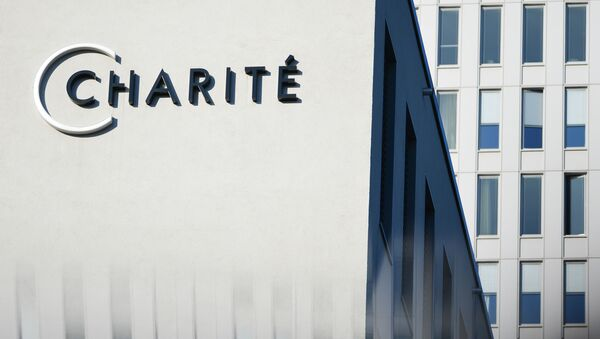 L'hôpital de la Charité où Alexeï Navalny a été traité - Sputnik France