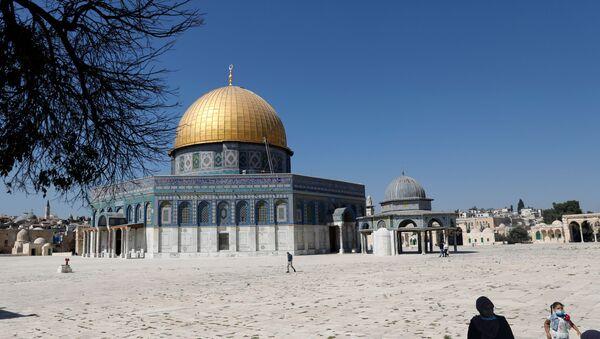 La mosquée Al-Aqsa - Sputnik France