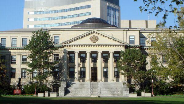 Université d'Ottawa (Canada) - Sputnik France