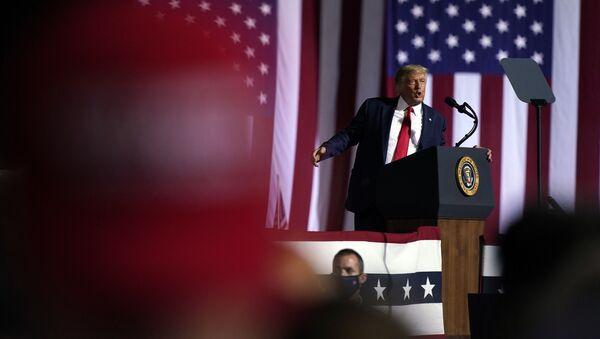 Donald Trump (photo d'archives) - Sputnik France