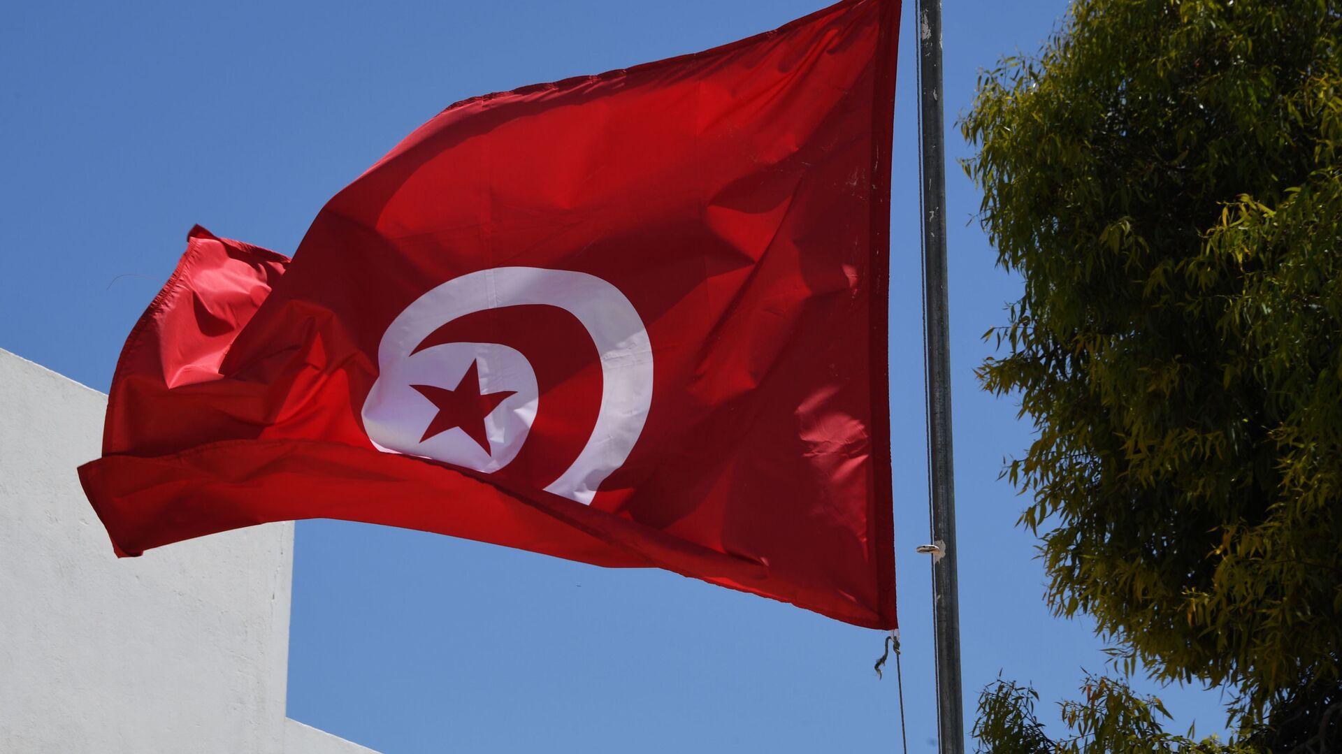 Drapeau de la Tunisie - Sputnik France, 1920, 25.06.2021