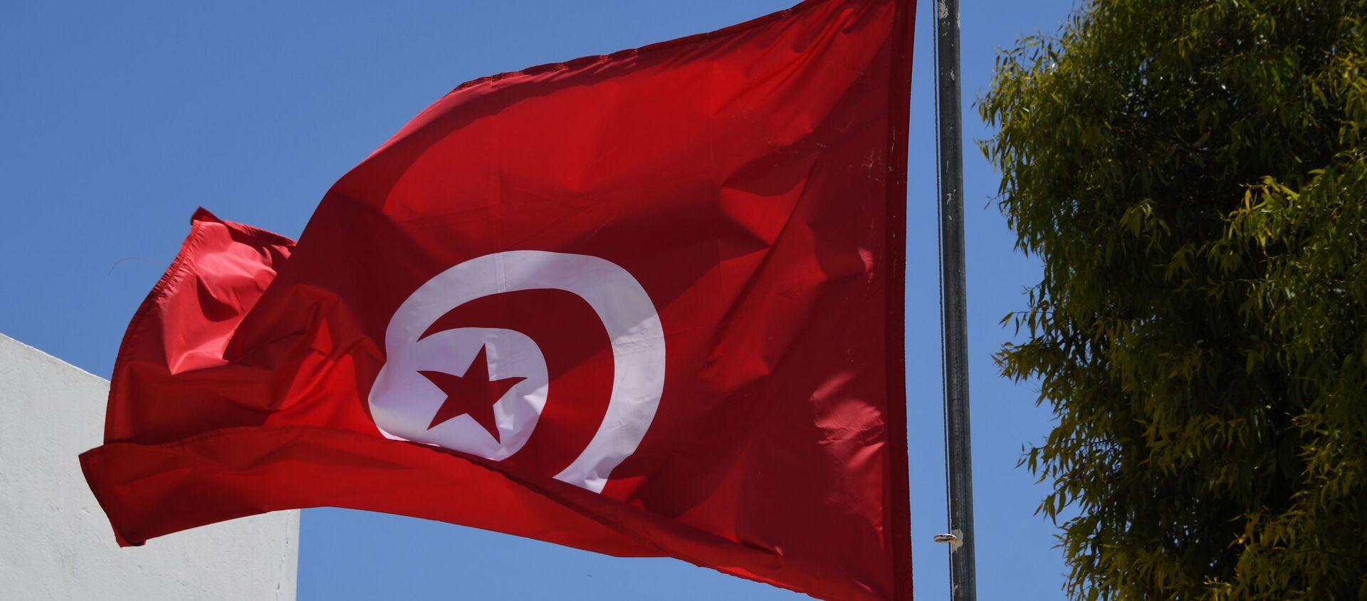 Drapeau de la Tunisie - Sputnik France, 1920, 24.07.2021