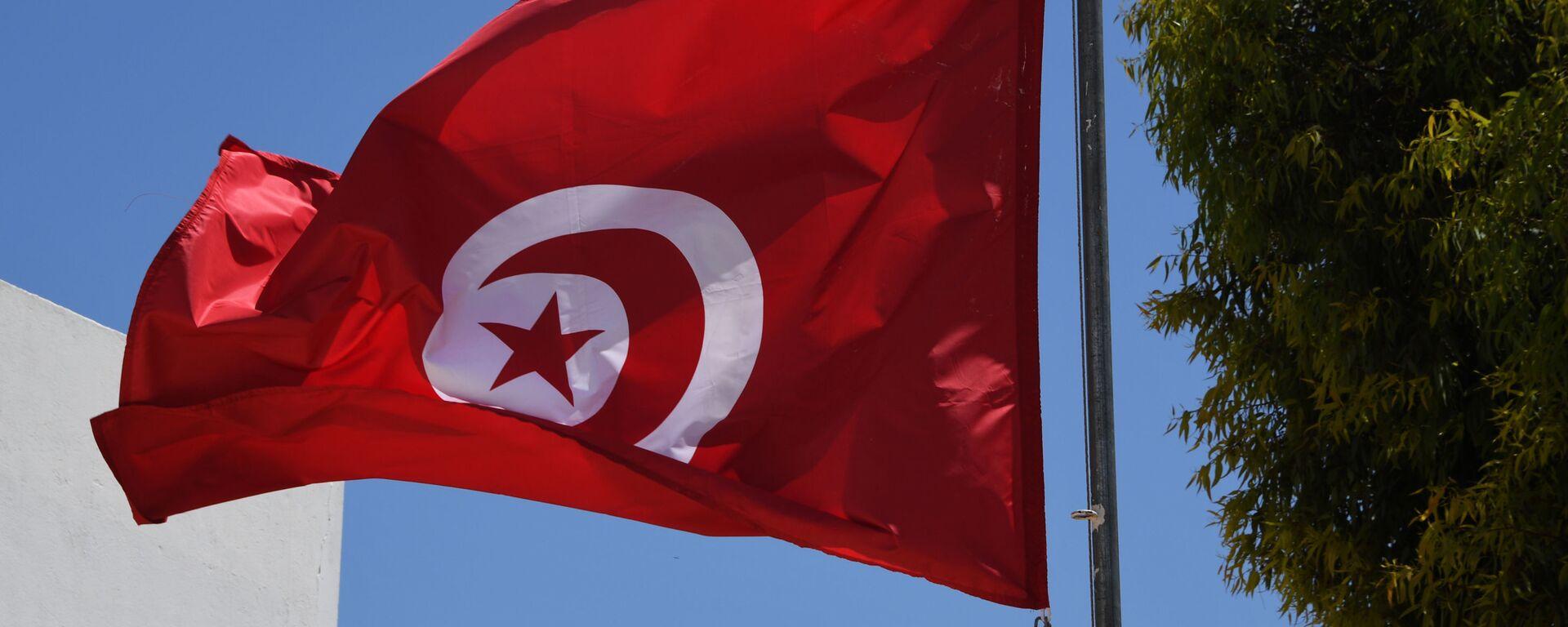Drapeau de la Tunisie - Sputnik France, 1920, 04.06.2021