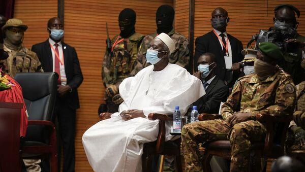 Le Président malien de la transition Bah N'Daw - Sputnik France