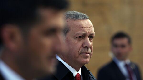 Le Président Recep Tayyip Erdogan - Sputnik France