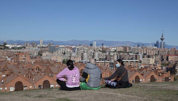 Vue panoramique de Madrid - Sputnik France