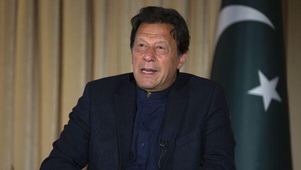 Le Premier ministre pakistanais Imran Khan - Sputnik France