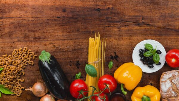 Des aliments  - Sputnik France