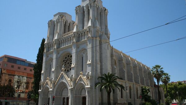 Notre Dame de Nice - Sputnik France