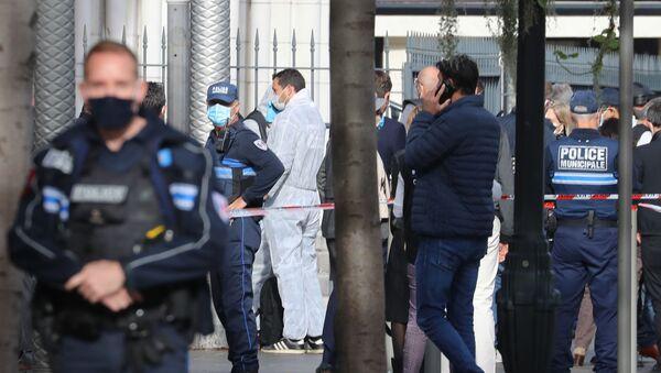 Nice après l'attentat  - Sputnik France