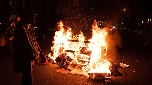Philadelphia protests - Sputnik France