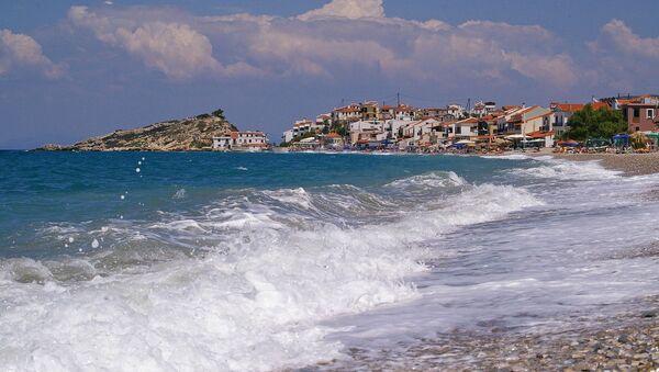 Samos, Grèce - Sputnik France