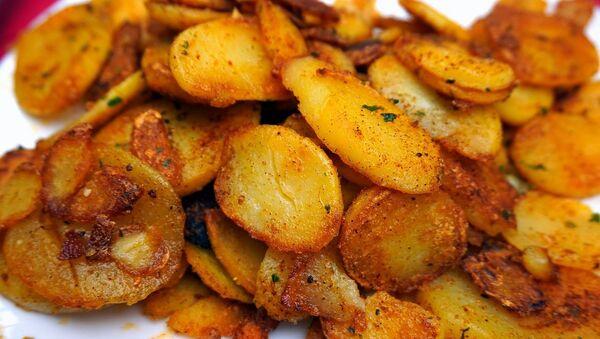 Pommes de terre, image d'illustration  - Sputnik France