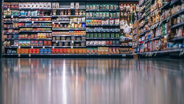 Supermarché - Sputnik France