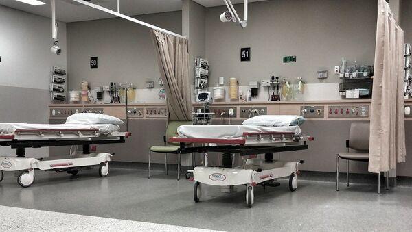 Lits d'hôpital - Sputnik France