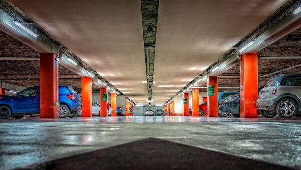 un parking, image d'illustration - Sputnik France