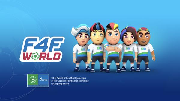 Le programme social international pour enfants de PAO «Football pour l'amitié», lance un jeu Football for Friendship World, simulation de football multijoueur - Sputnik France