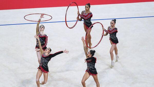 gymnastes françaises - Sputnik France