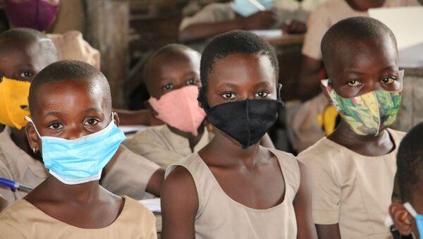 Des élèves d'une école au Togo - Sputnik France