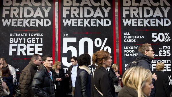 Le Black Friday - Sputnik France
