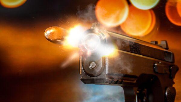 Une arme à feu - Sputnik France