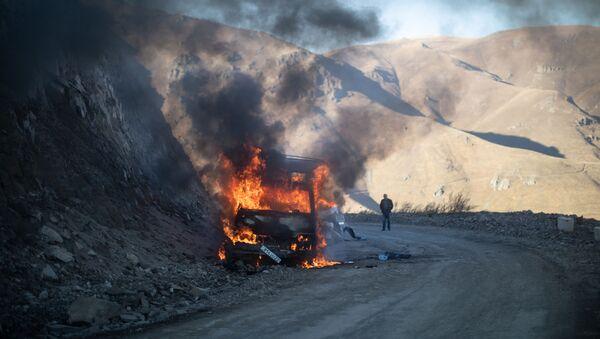 Les tensions dégénèrent en guerre dans le Haut-Karabakh - Sputnik France