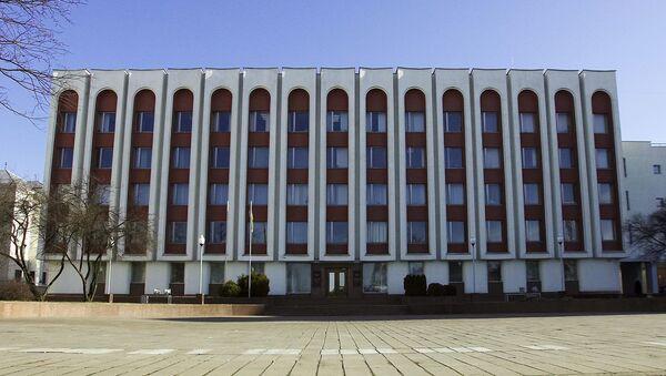 Ministère biélorusse des Affaires étrangères - Sputnik France