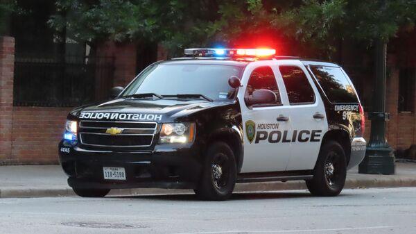 Texas police car - Sputnik France