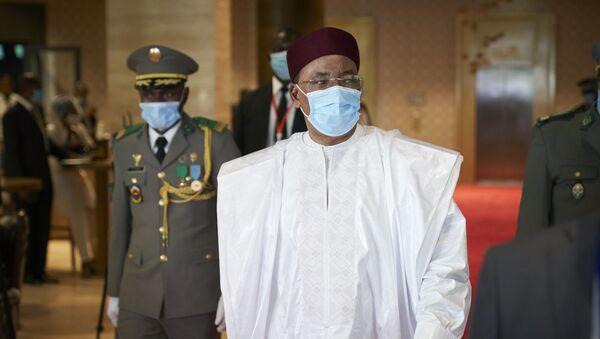 Le Président nigérien Mahamadou Issoufou - Sputnik France