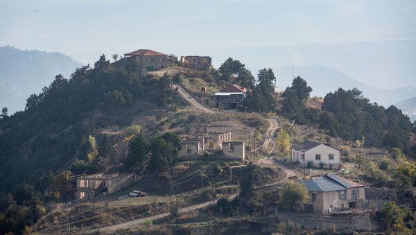 La ville de Berdzor, au Haut-Karabakh (archive photo) - Sputnik France