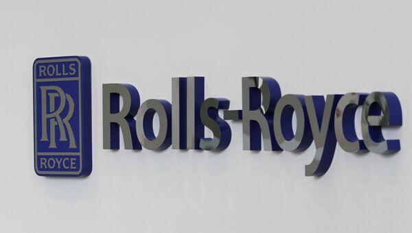 Logo de Rolls-Royce  - Sputnik France