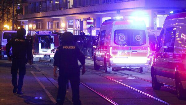 Vienne, le 2 novembre 2020 - Sputnik France