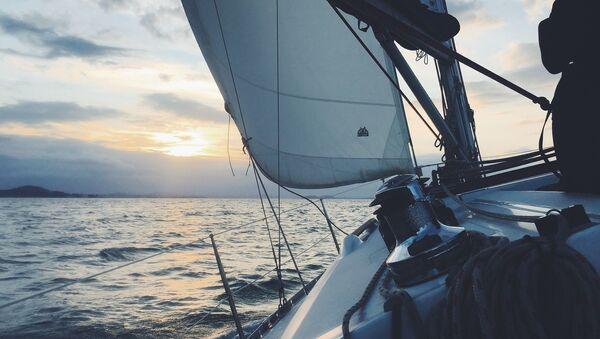 Un bateau  - Sputnik France