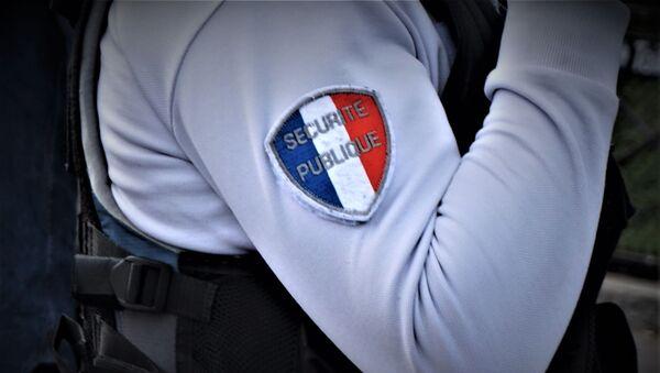 Police en France - Sputnik France