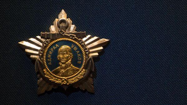 Ordre d'Ouchakov - Sputnik France