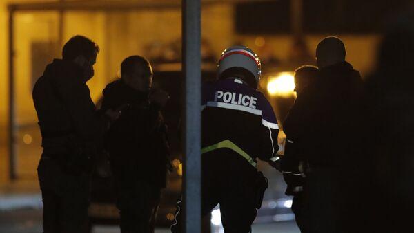 French police  - Sputnik France