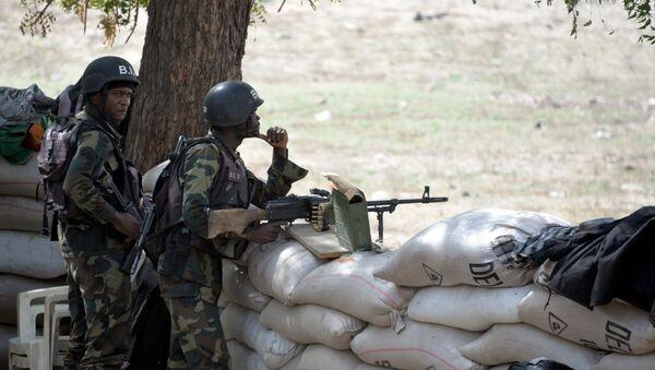 Des soldats des forces armées du Cameroun - Sputnik France