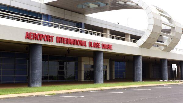 L'aéroport international Blaisse Diagne, au Sénégal - Sputnik France