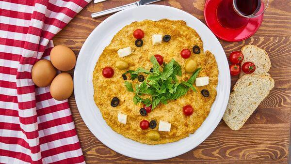 Une omelette - Sputnik France