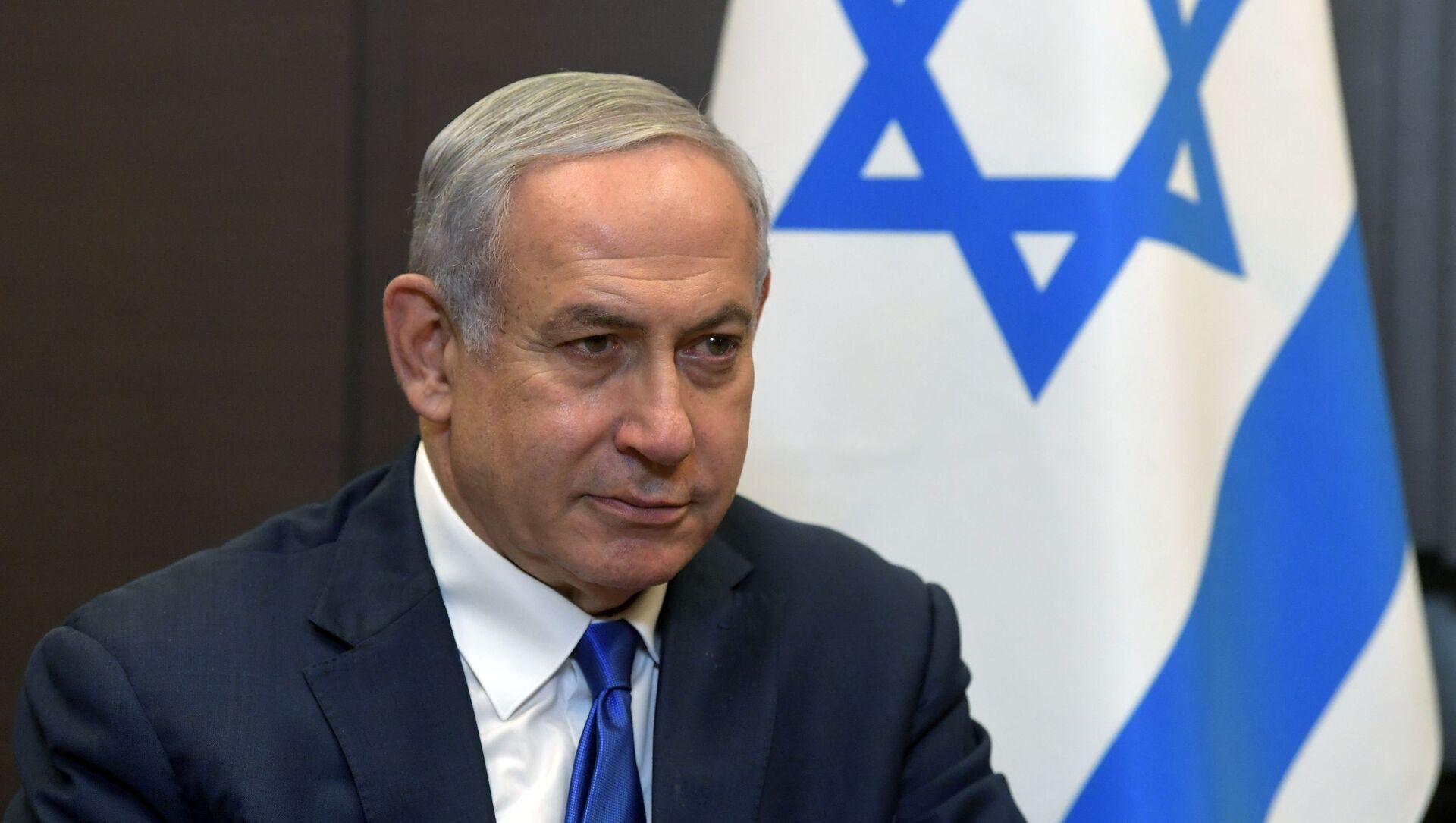 Benjamin Netanyahou - Sputnik France, 1920, 03.03.2021