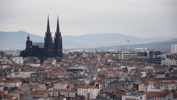 Le cathédrale de Clermont-Ferrand - Sputnik France
