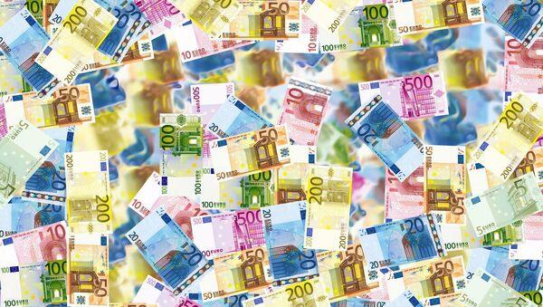 Euros (image d'illustration) - Sputnik France