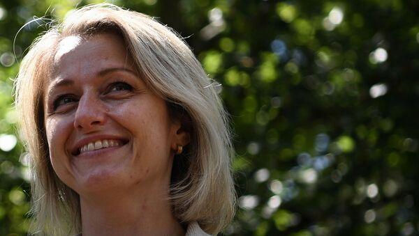 Barbara Pompili, Ministre de la Transition écologique - Sputnik France