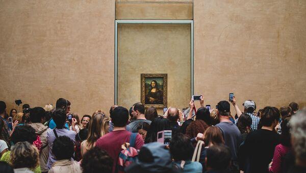 La célèbre oeuvre de Léonard de Vinci au Louvre - Sputnik France